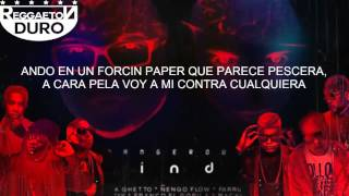 Dangerous Minds - De La Ghetto, Ñengo Flow, Farruko, Gotay, Franco Y Mackie | Video Lyric
