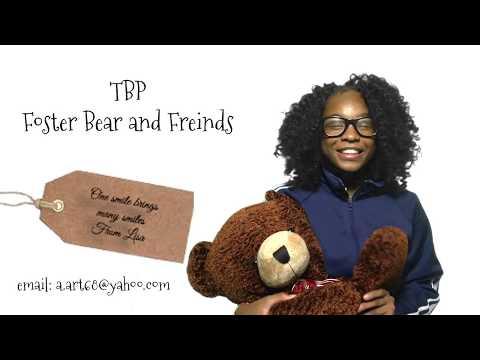 TBP Foster Bear and Friends PSA