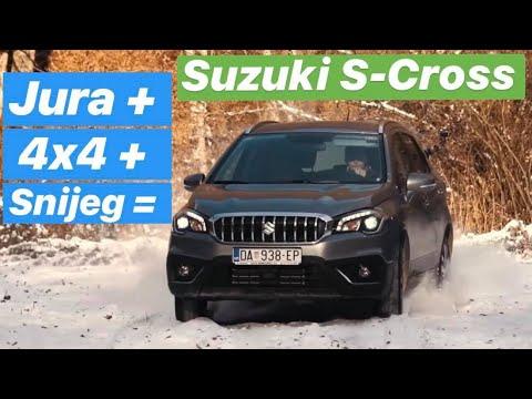Drift za malo love! Suzuki S-Cross AWD - Juraj Šebalj