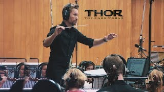 "Making of ""Thor: The Dark World"" Score (composed by Brian Tyler)"