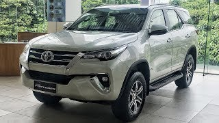 Toyota Fortuner 2019 Malayalam Review !!!