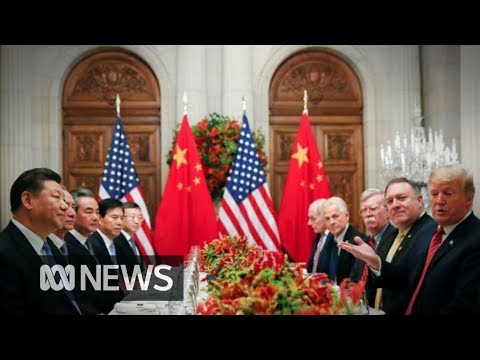 US President & Chinese President conclude crucial G20 talks | ABC News