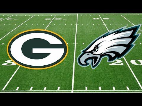 Philadelphia Eagles vs Green Bay Packers Highlights & Recap