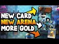 Clash Royale Update! New Card, Arena, MORE Gold & New Trade System!