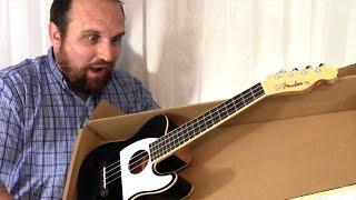 Fender Fullerton Tele Ukulele