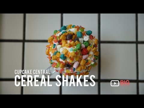 Cereal Shake from Cupcake Central