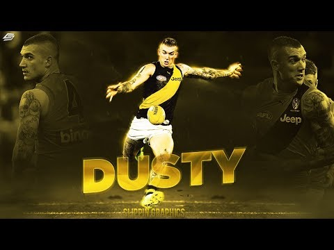 The Best of Dustin Martin 2017