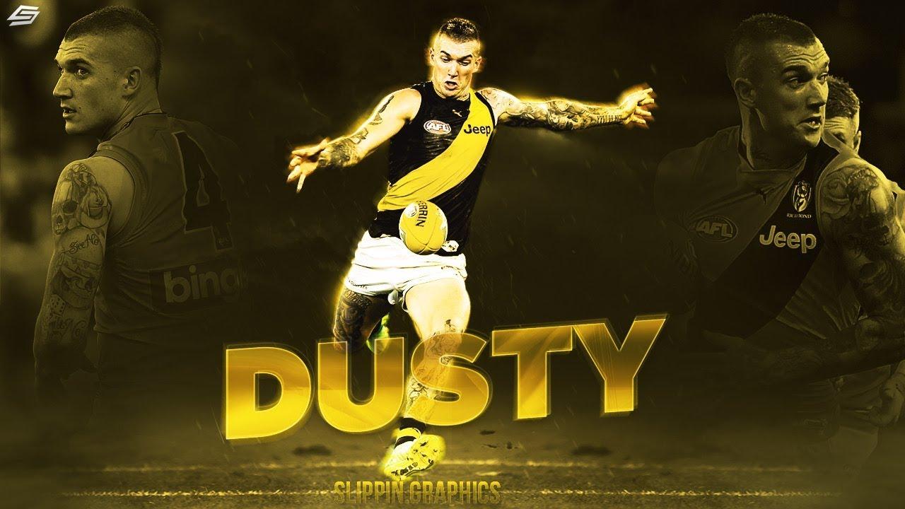 The Best of Dustin Martin 2017