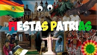 RED INSIDE: FIESTAS PATRIAS - BOLIVIA