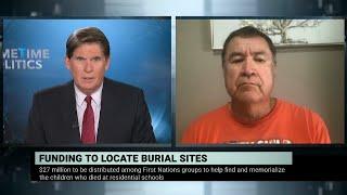 Residential school survivor discusses impact of Kamloops residential school tragedy – June 2, 2021