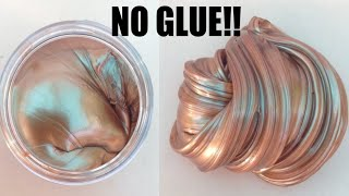 How To Make Slime Without Activator And Glue मफत