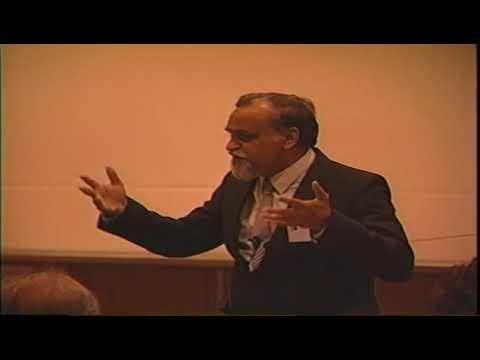 Tewari Theory of rotating electron 1988 Tesla Symposium