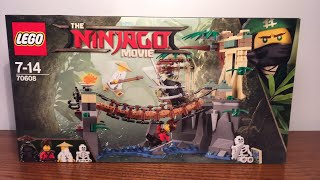 Construction en direct: The LEGO® Ninjago™ Movie - Le Pont Dans La Jungle !!🎉