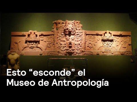 Los tesoros escondidos del Museo Nacional de Antropología - Despierta con Loret