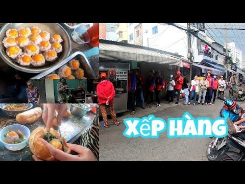 Tiệm bánh mì trứng muối độc nhất vô nhị tại Sài Gòn có doanh thu gần nửa Tỷ mỗi tháng | Duy Thời Sự