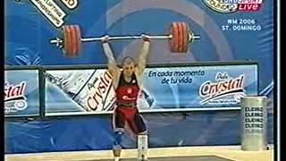 2006 World Weightlifting 94 kg
