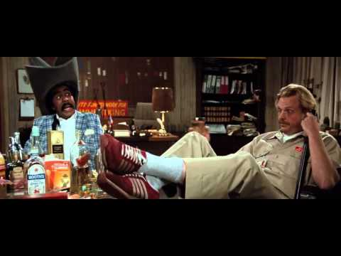 Drinking with Richard Pryor - Superman III