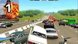 3D инструктор (City car driving) - Полный беспредел! (мат, 18+)