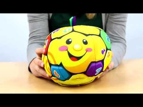 Singin' Soccer Ball  / Śpiewajaca Piłka Nożna - Laugh & Learn - Fisher Price - Www.MegaDyskont.pl