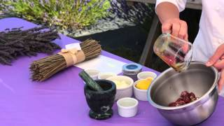 Homemade Grilling Sauces : Lavender Recipes