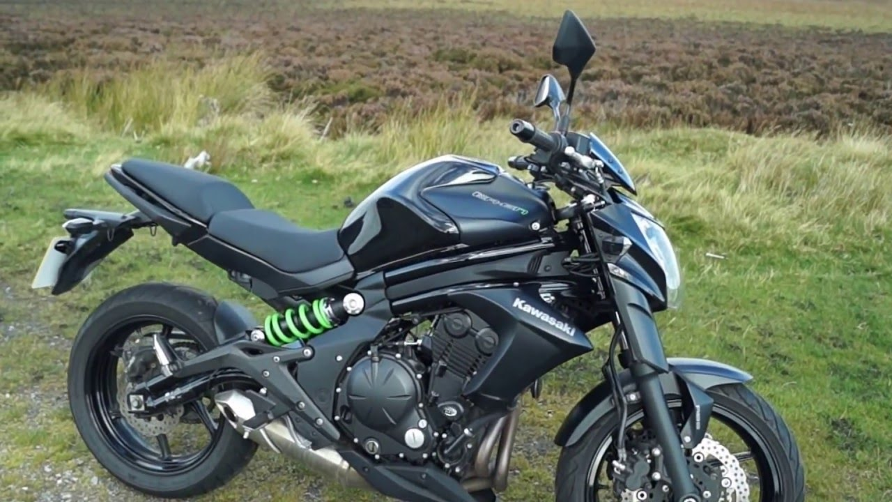 kawasaki er 6n review and peak district ride youtube. Black Bedroom Furniture Sets. Home Design Ideas