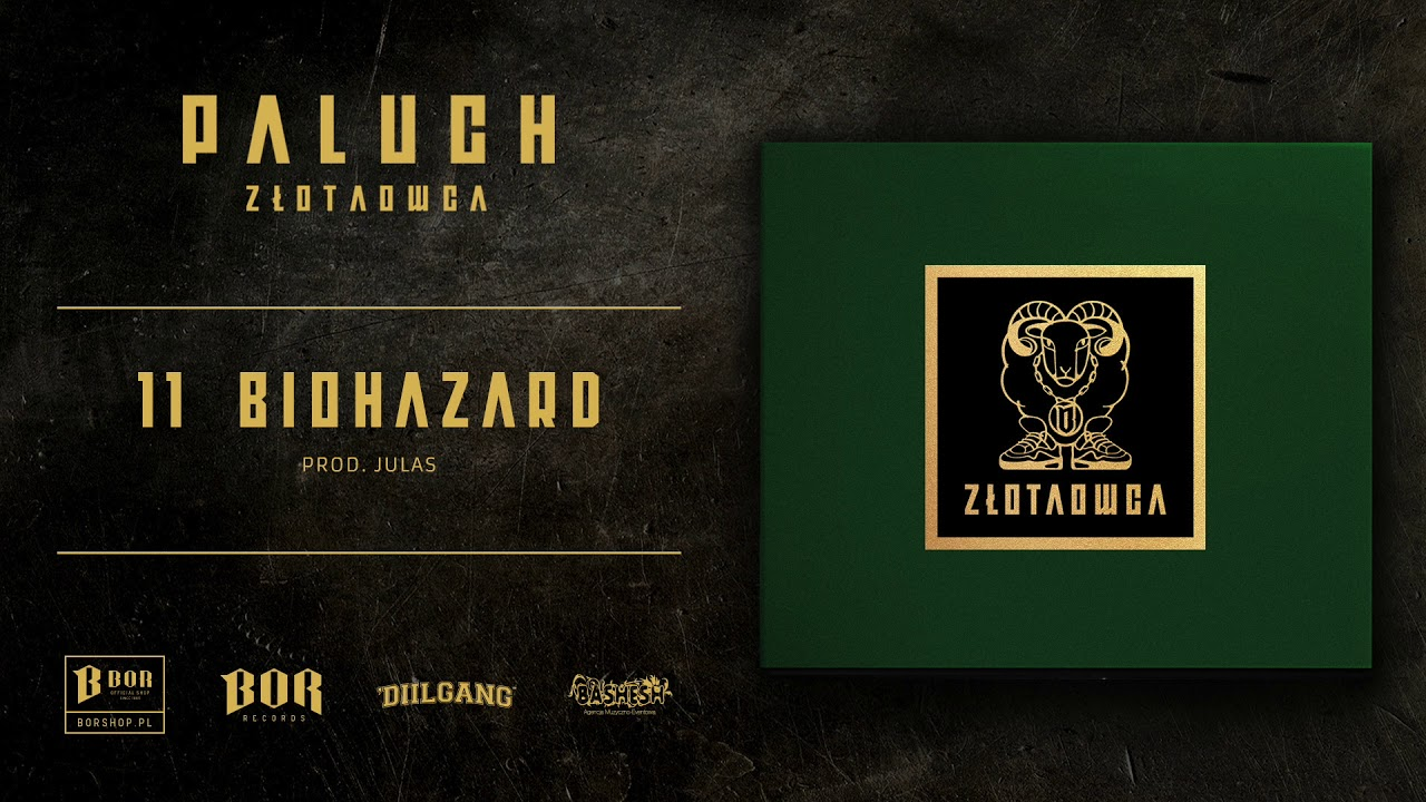 "Paluch ""Biohazard"" prod. Julas"