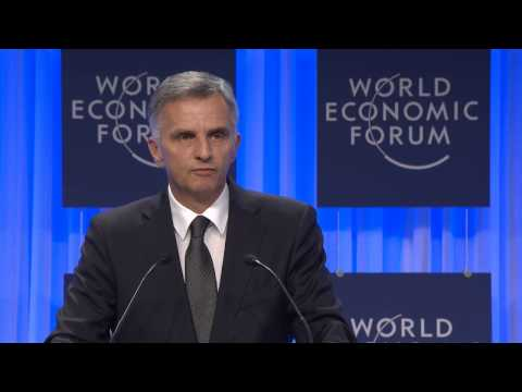 Davos 2014 -  Address by the President of the Swiss Confederation