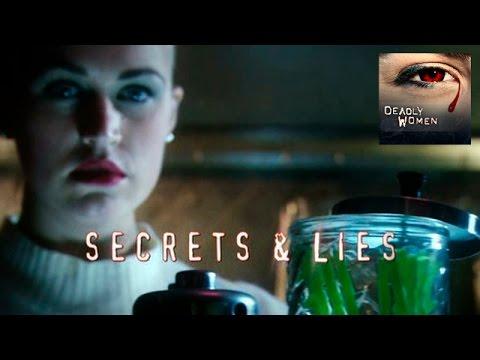 DEADLY WOMEN | Secrets & Lies | S4E11