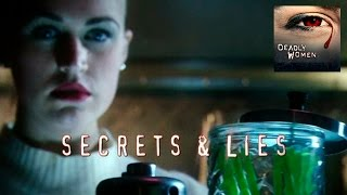 DEADLY WOMEN | Secrets & Lies | S4E11
