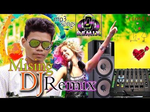 New Mising //Dj Rap Mix //mp3 Songs 2018 //Remix by Nagendra