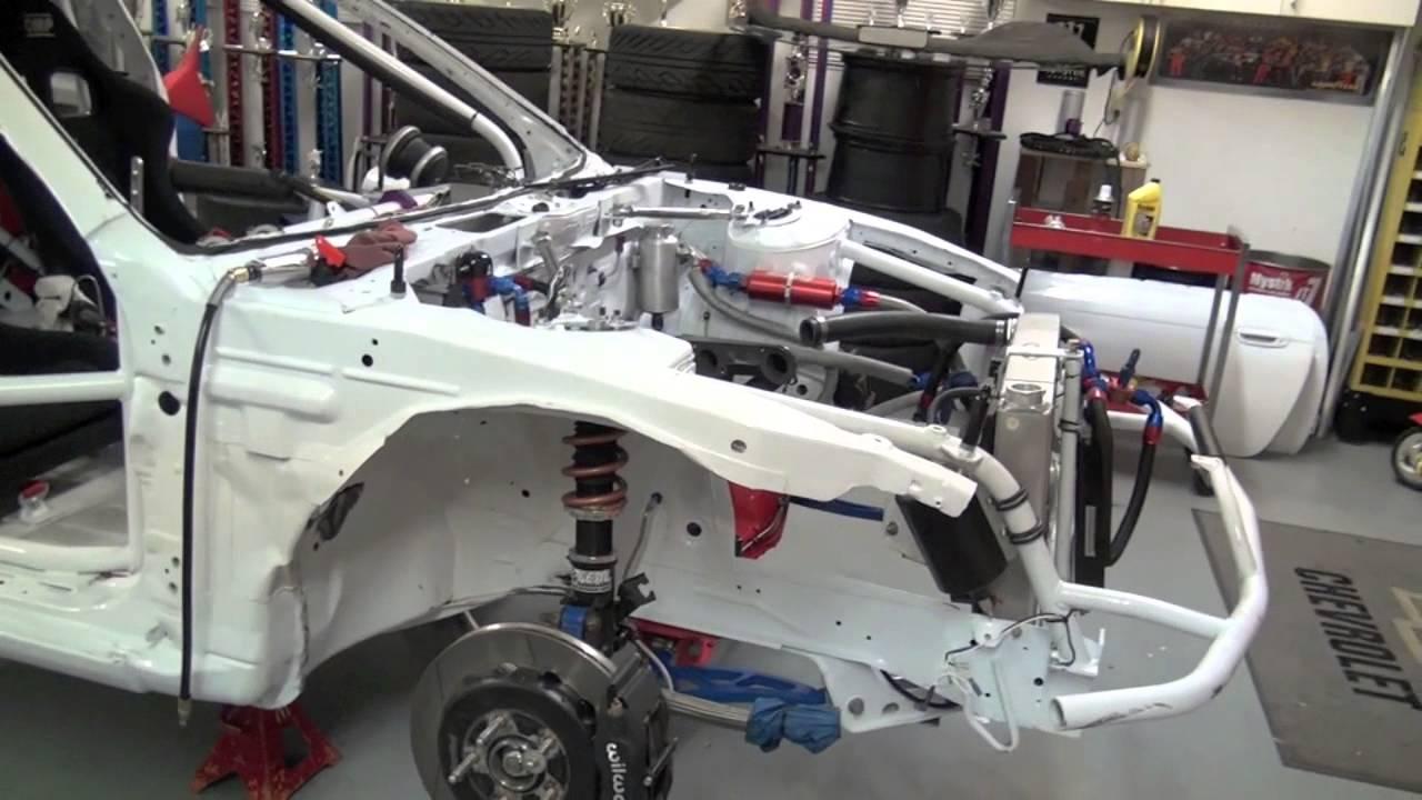 Ethan S Nascar Engine Drift Car Offseason Update