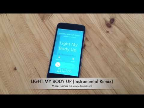 Light My Body Up Ringtone (David Guetta Tribute Instrumental Remix Ringtone) • For iPhone & Android
