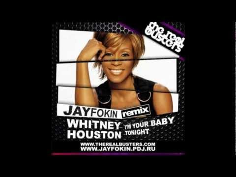 Whitney Houston - I`m Your Baby Tonight (Jay Fokin Remix).wmv