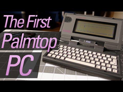 Atari Portfolio: No Ordinary Electronic Organizer