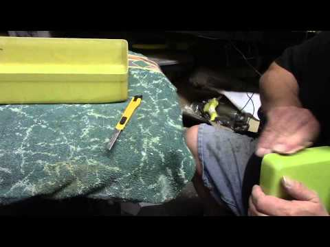 how to make a Kevlar fuel tank #4