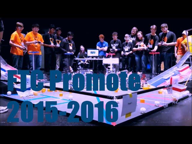 FTC Promote Video 2015-2016 Team 10341 Silicon Edge Robotics
