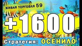 ЖТ59. +1600 рублей. Стратегия ОСЕНИЛО