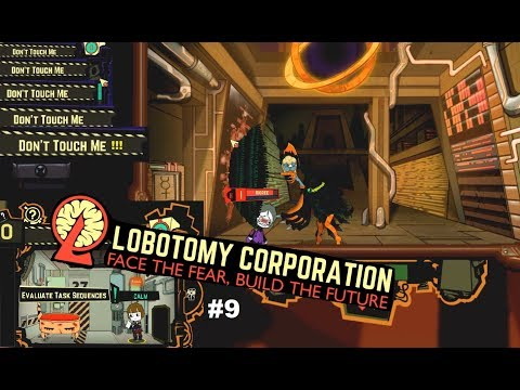 Lobotomy Corporation #9 ~ The Game Broke me...