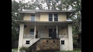 1023 N Polk St., Little Rock Ar 72205 - Heights Split Level 3br 2ba