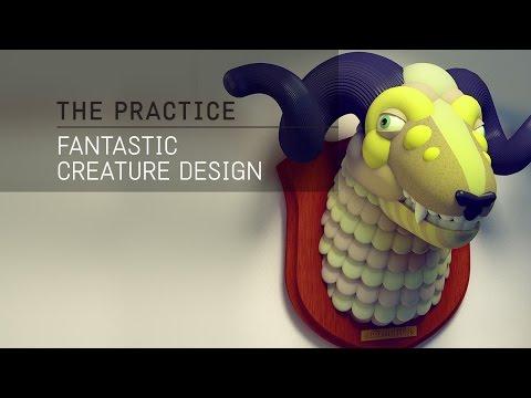 The Practice // 39 / Fantastic Creature Design