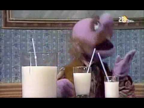 Sesamstraat - Grover - Groot, groter, grootst