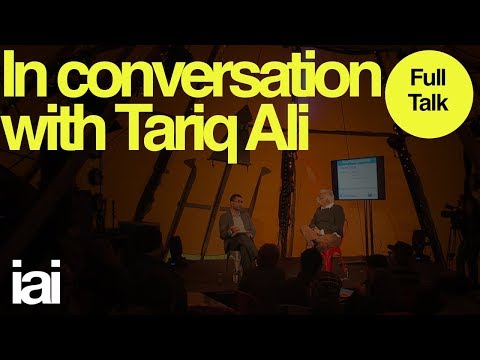 In Conversation With Tariq Ali | Full Talk | Tariq Ali