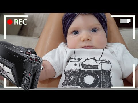 BABY VLOGGING FOR THE FIRST TIME!