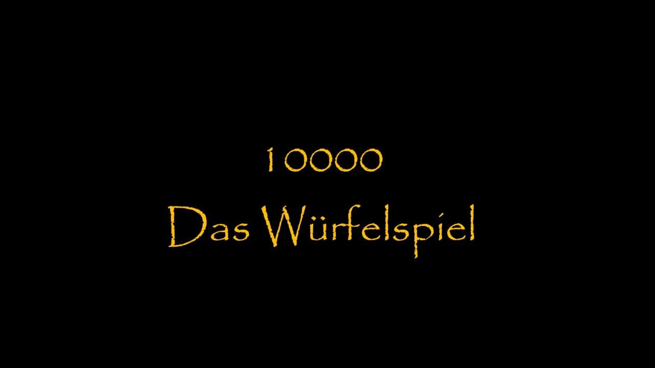 Würfelspiel 10000