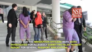 Four Immigration officers remanded in MACC's false claims probe
