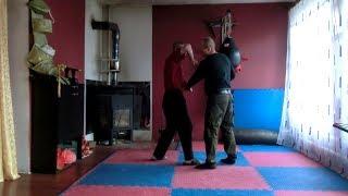 Сложные уроки кунг-фу 5 Чхарёк направление Орла и змеи