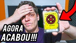 HD DE NOTEBOOK NÃO FUNCIONARÁ MAIS NO XBOX 360 😱😱😱