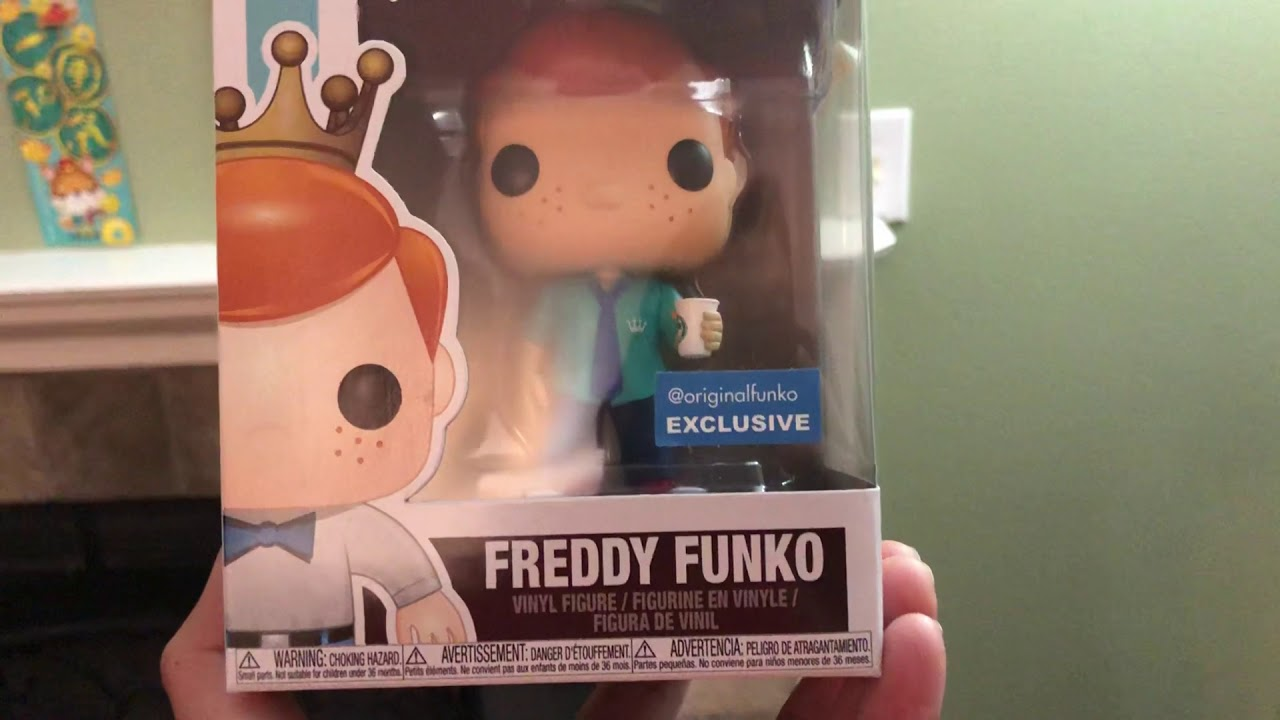 Behold! One of the rarest current pops out there  Funko Social Media Freddy  Funko! bc1db30005