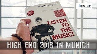 HIGH END 2018 in MUNICH | HIGH END SOCIETY