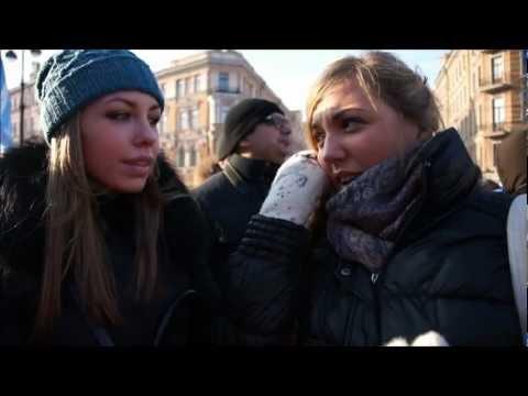 Путинг в Петербурге 18.02.2012
